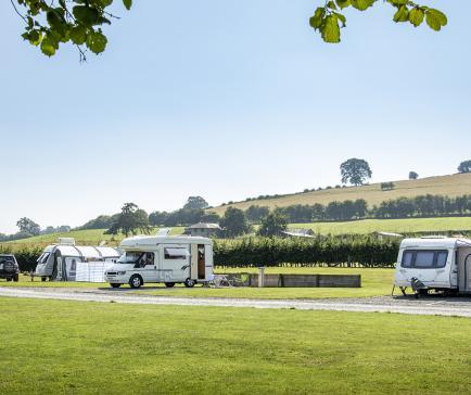 5 star holiday caravan park luxury holiday lodges Mid Wales