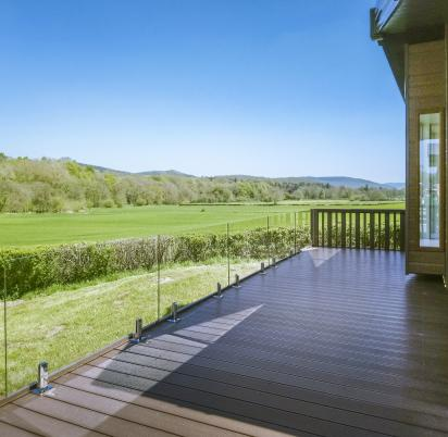5 star holiday home park Presteigne, Wales
