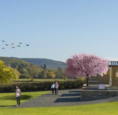 5 star holiday park Wales