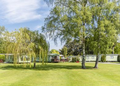Holiday park open weekend 5 star dog friendly parks Herefordshire