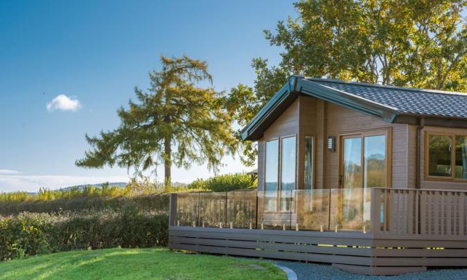 Willerby Portland Lodge for sale, 5 star holiday park