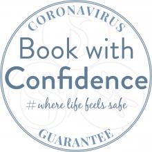 Book with Confidence our Coronavirus Guarantee